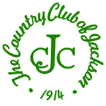 country club of jackson branding
