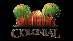 colonial country club branding