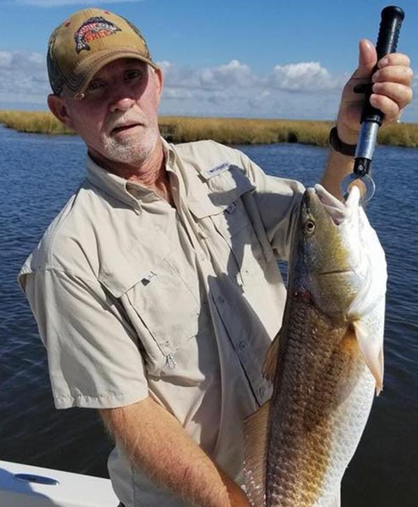 darrell hayden fishing