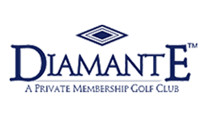 diamante golf club branding