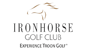 iron horse golf club branding