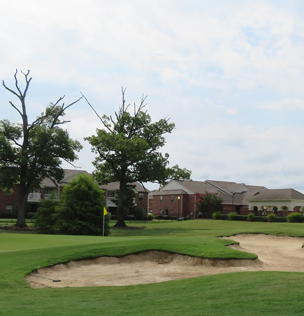 bunkers using prochoice sand by the hayden group