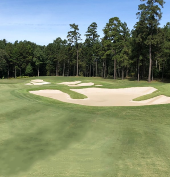 prochoice sand used in golf course bunkers