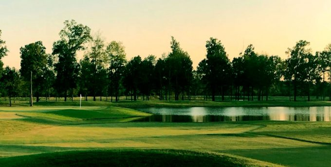 the refuge golf course