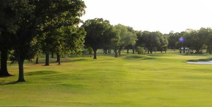 lakeside country club golf course