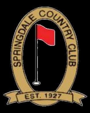springdale country club branding