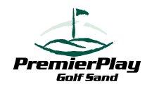 premier play golf sand branding